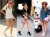 καπέλο ήλιος στυλ καλοκαίρι της μόδας εμφάνιση ντύσιμο