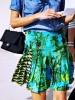 πλισέ φούστα μόδα ιδέες ντύσιμο ρούχα